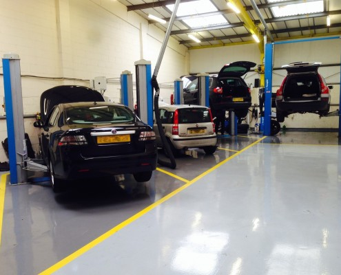 Car repairs and servicing in Herts