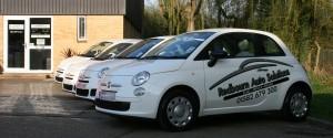 RAS car and van servicing, sales and repair