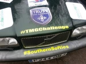 Trust My Garage Charity Challenge