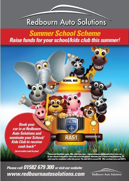 Summer School Scheme 2014