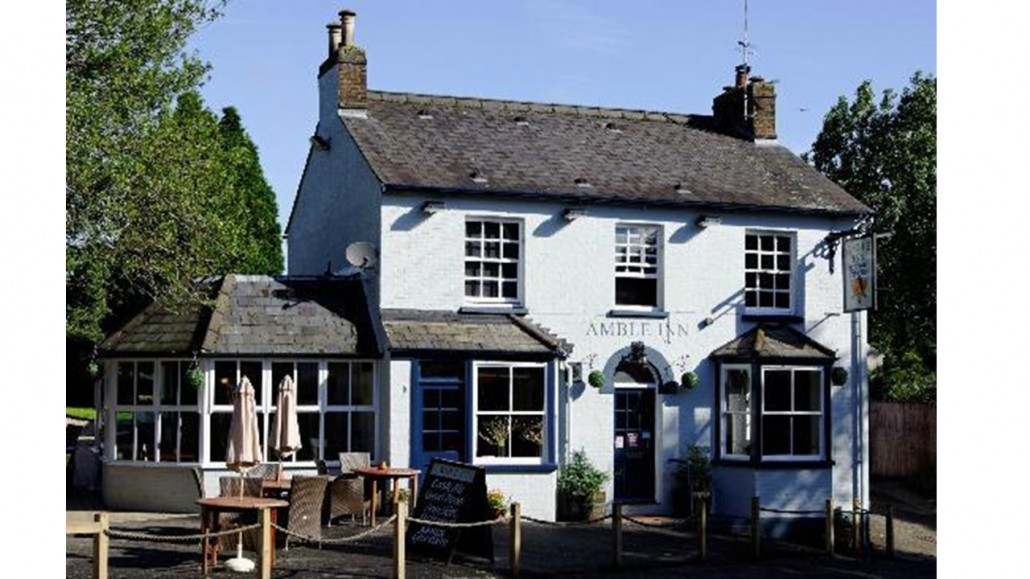 Road Safety - pub pictures - the amble inn