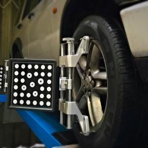 4 Wheel alignement