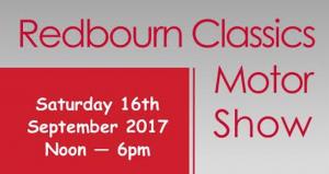 Redbourn Classics Motor Show 16th Sept